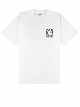 Carhartt WIP T-Shirt Body & Paint weiß