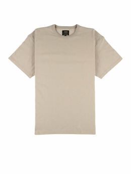 Carhartt WIP T-Shirty Military bezowy