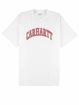 Carhartt WIP T-Shirty Knowledge bialy