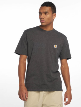 Carhartt WIP T-Shirty Pocket czarny