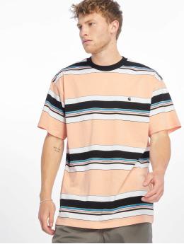 Carhartt WIP T-Shirty Ozark kolorowy