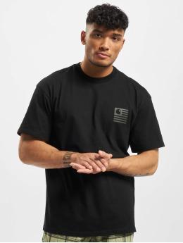 Carhartt WIP T-skjorter State  svart