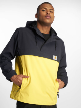 Carhartt WIP Transitional Jackets Nimbus Two Tone blå
