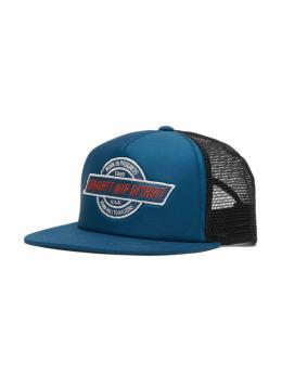 Carhartt WIP Trucker Cap College blau