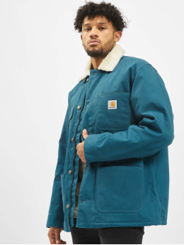 Carhartt WIP Winter Jacket Fairmount blue