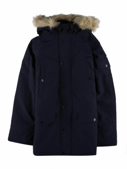 Carhartt WIP Winterjacke Anchorage blau