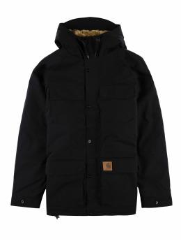 Carhartt WIP Zimné bundy Mentley èierna
