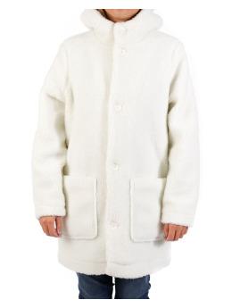 Carhartt WIP Zimné bundy Jonesville biela