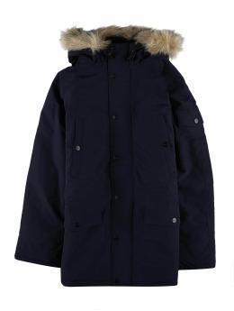Carhartt WIP Zimné bundy Anchorage modrá