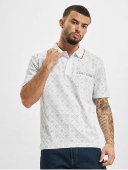 Carlo Colucci Poloshirt Polo  weiß