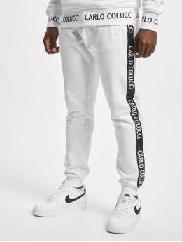 Carlo Colucci Sweat Pant Tape  white
