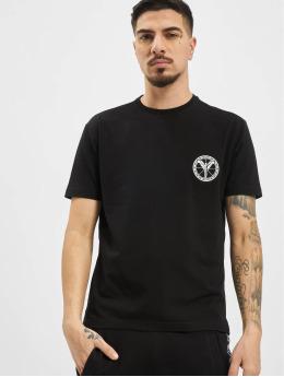 Carlo Colucci T-Shirt Logo schwarz