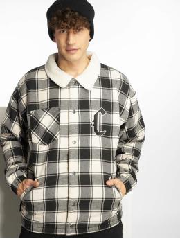 Cayler & Sons Демисезонная куртка Blackletter Flannel Box черный
