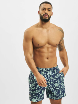 Cayler & Sons Badeshorts WL Leaves N Wires  blue