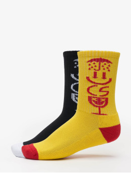 Cayler & Sons Chaussettes Iconic Icons Socks 2 Pack noir