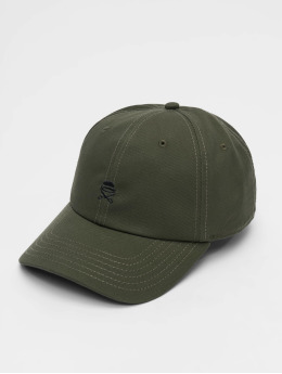 Cayler & Sons Flexfitted Cap PA Small Icon olijfgroen