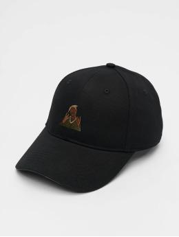 Cayler & Sons Flexfitted Cap WI 2pac Rollin schwarz