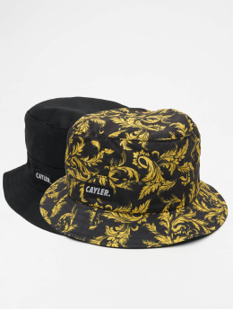 Cayler & Sons Hatt WL Royal Leaves svart