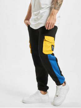 Cayler & Sons joggingbroek Mountain Box zwart