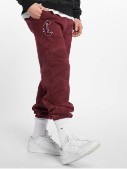 Cayler & Sons Pantalón deportivo Blackletter rojo