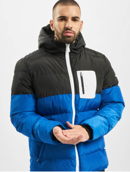 Cayler & Sons Puffer Jacket WL Statement Pocket blue
