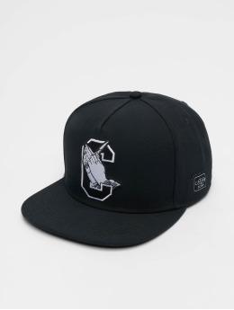 Cayler & Sons Snapback Cap WI Enemies  black