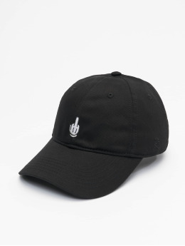 Cayler & Sons Snapback Cap Off Curved black