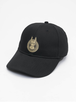 Cayler & Sons Snapback Cap Wl Earn Respect Curved Cap black