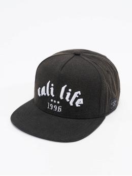 Cayler & Sons Snapback Cap Metal Life black