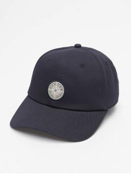 Cayler & Sons Snapback Cap CL Navigating Curved blau
