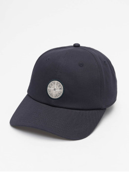 Cayler & Sons Snapback Cap CL Navigating Curved blue