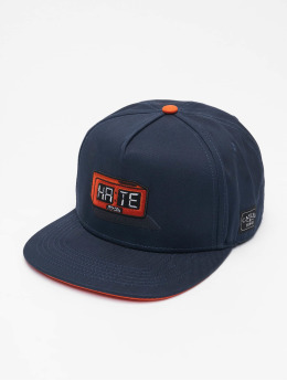 Cayler & Sons Snapback Cap WL Hate Mondays blue