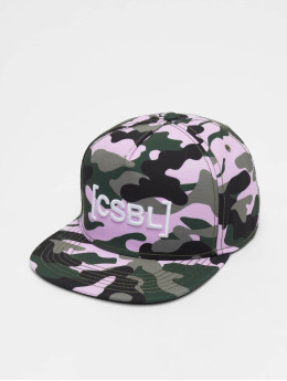 Cayler & Sons snapback cap Brackets camouflage