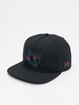 Cayler & Sons Snapback Cap Wl Trust Lights nero