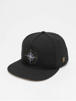 Cayler & Sons Snapback Cap Cl Navigating schwarz