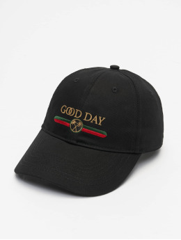 Cayler & Sons Snapback Cap WL Good Day Curved schwarz