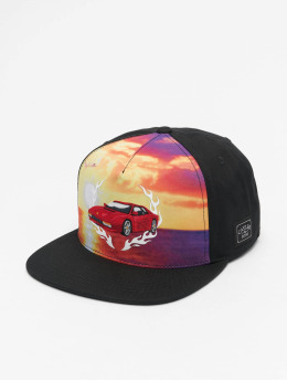 Cayler & Sons Snapback Cap WL Ride Or Fly schwarz