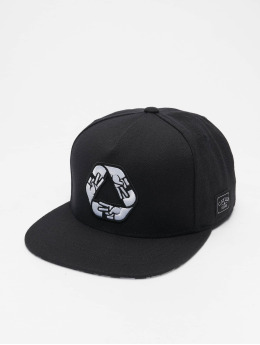 Cayler & Sons Snapback Cap Wl Iconic Peace schwarz