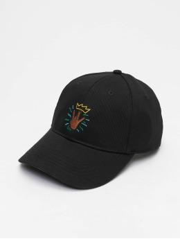 Cayler & Sons snapback cap Wl King Lines Curved zwart