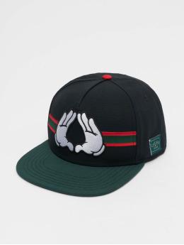 Cayler & Sons snapback cap WI Dynasty zwart