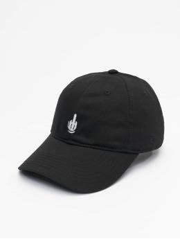 Cayler & Sons snapback cap Off Curved zwart