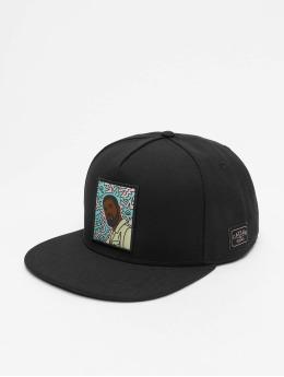 Cayler & Sons snapback cap WL Northern Lines  zwart