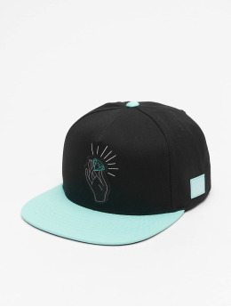 Cayler & Sons snapback cap WL Clean As F zwart
