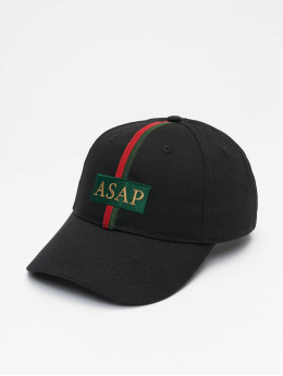 Cayler & Sons Snapback Caps ASAP Curved čern