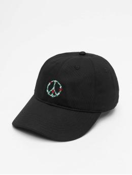 Cayler & Sons Snapback Caps WL Proses Curved čern