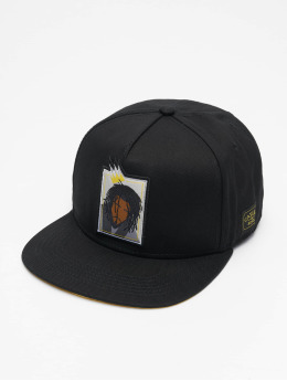 Cayler & Sons Snapback Caps WL King C čern