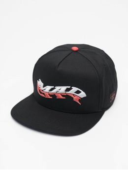 Cayler & Sons Snapback Caps WL Mad City čern