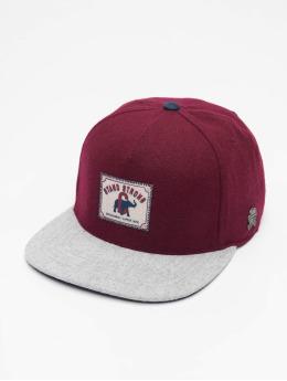 Cayler & Sons Snapback Caps CL Stand Strong červený