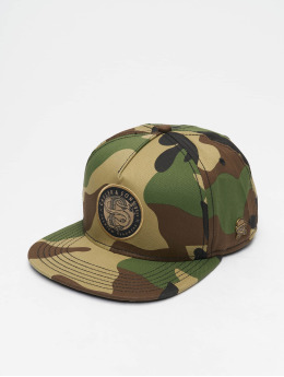 Cayler & Sons Snapback Caps Cl Serpent camouflage