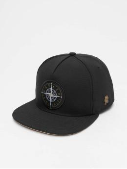 Cayler & Sons Snapback Caps Cl Navigating czarny